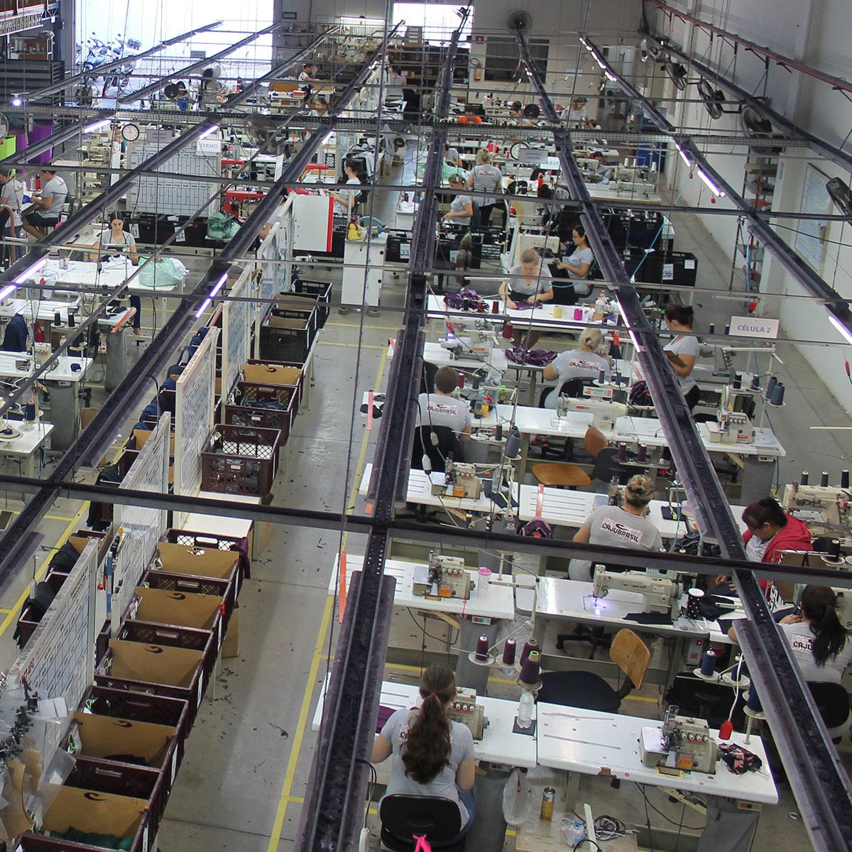Brazilian Fashion Fitness - Factory